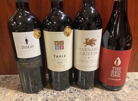 Wine Tasting 2 Go- June 24, 2020