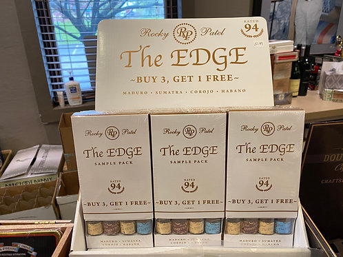 Rocky Patel The Edge 4 Pack Cigars