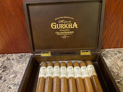 Gurkha 21 Cellar Reserve