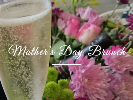 Mother's Day Sunday Brunch- May 10th