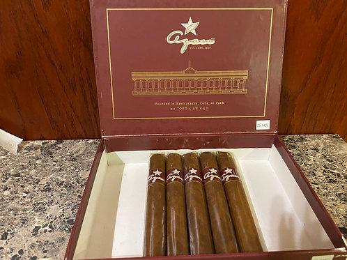 Azan Cigars-20 Toro 5.875x52