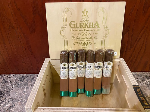 The Gurkha Heritage Collection Cigars
