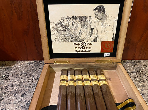 Rocky Patel Decade Against all Odds Cigars