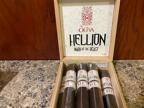 Oliva Hellion Mark of the Beast Cigar