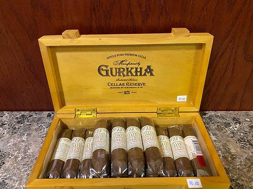 Gurkha 15 Cellar Reserve