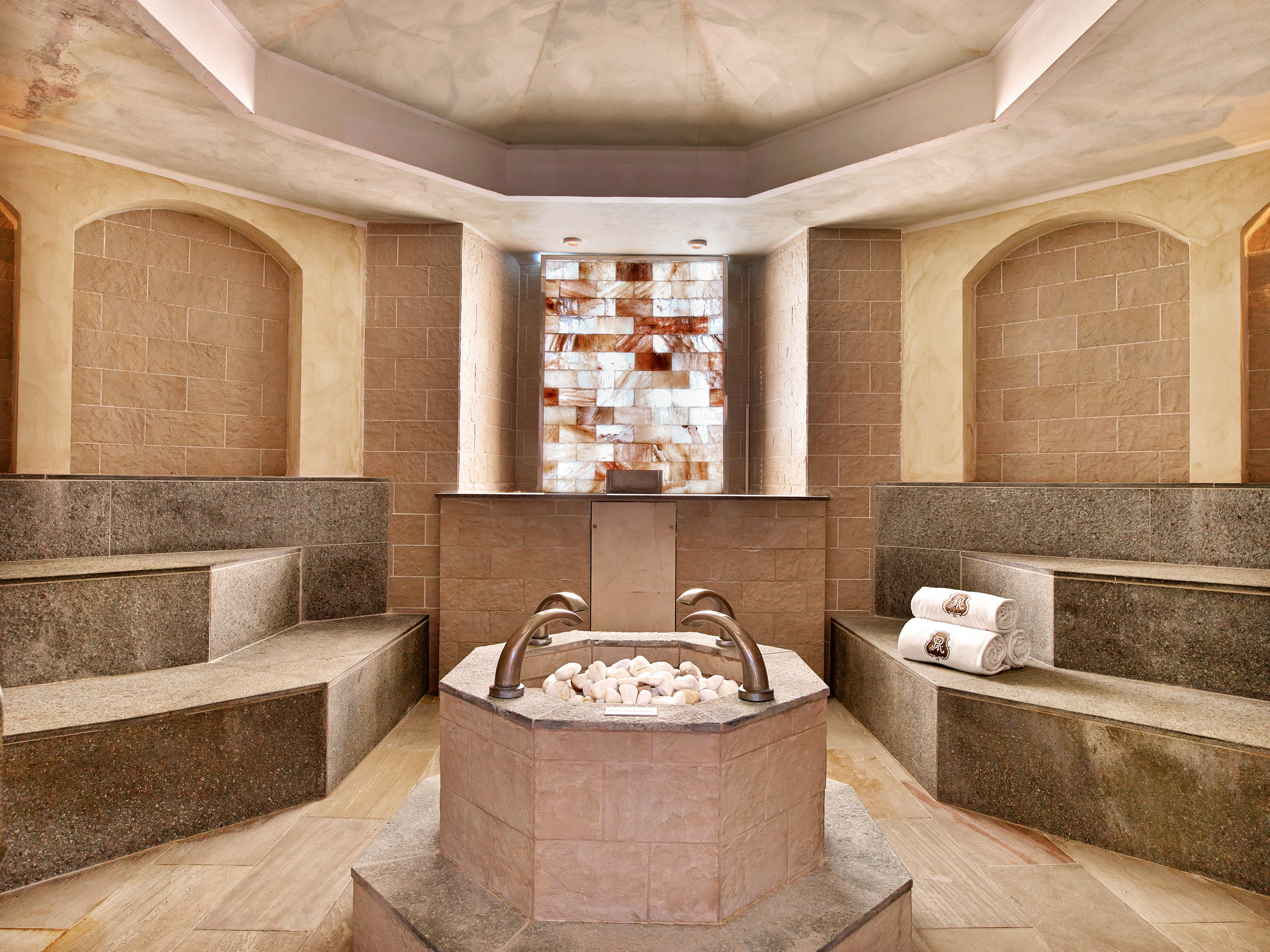 Sauna | St.Regis Mardavall