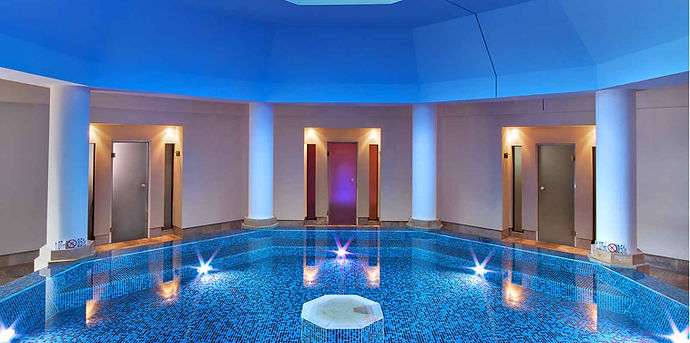 egyptian steam bath st regis mardavall m
