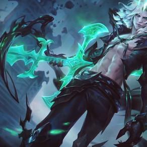 League of Legends ganha novas Skins