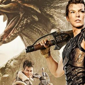 Monster Hunter é retirado dos cinemas na China