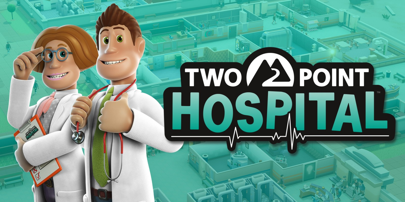 Two Point Hospital é o sucessor de Theme Hospital