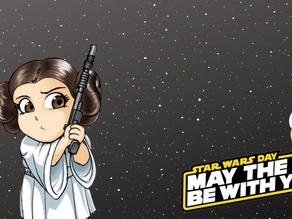 Como aproveitar o Star Wars Day em casa
