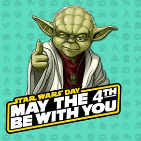 Melhor forma de Maratonar no Star Wars Day