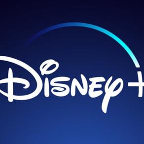 Minha experiência até agora com a Disney+