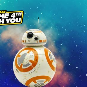 5 dicas para aproveitar o Star Wars Day em casa