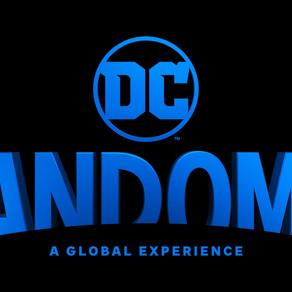 DC FanDome divulga programação