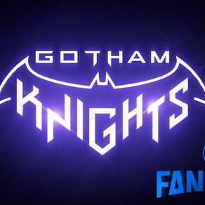 Gotham Knights é o novo game da DC