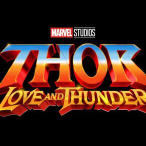 Thor: Love and Thunder tem colaboração importante