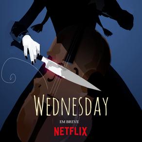 Netflix divulga live-action da Familia Addams