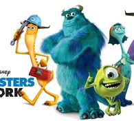 Monsters at Work estreiou no Disney +