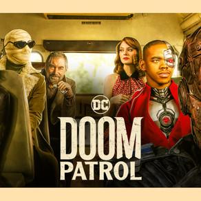 Nova temporada de Doom Patrol é anunciada na DC FanDome