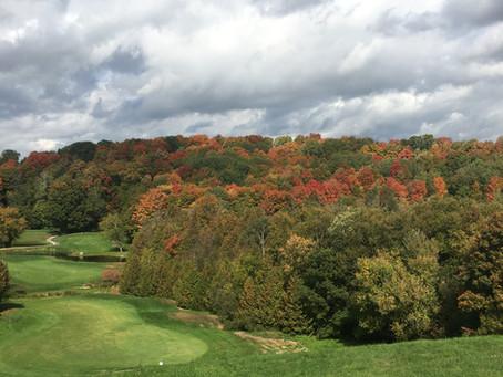 Fall Colors Have Begun at 4 Seasons