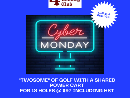 Cyber Monday Special