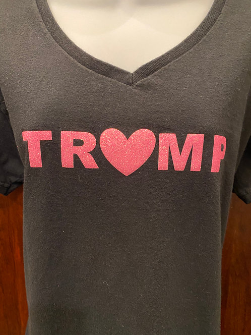 Ladies Pre-Owned TRUMP T-shirts