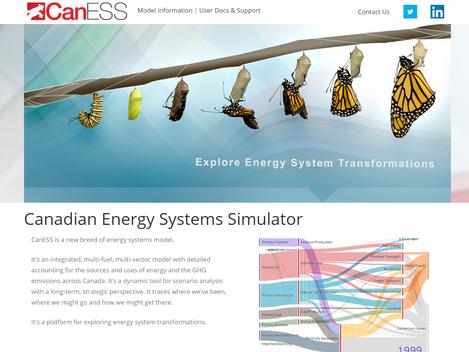 CanESS web portal launch and fall Webinars