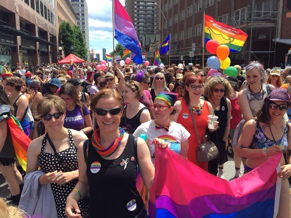 Toronto bisexual network