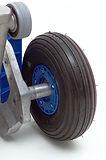 Spurverbreiterung für mehr seitliche Stabilität, SANO Modulkar und Liftkar