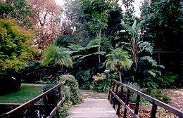 Hortus Botanicus  of the University of Stellenbosch