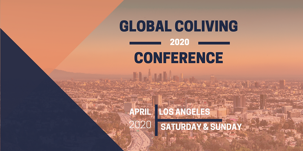 Global Coliving Conference 2020