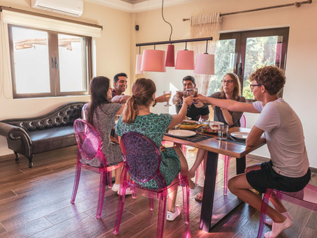 Coliving spaces in Greece