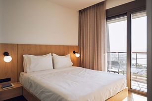 Double Room with balcony at Greek Escape