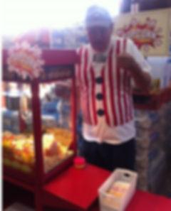 popcorn machine bunnings family night.jp