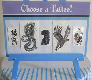 Half arm teens and mens tattoos.JPG