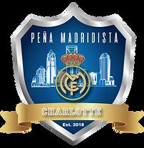Escudo_PEÑA_MADRIDISTA_CHARLOTTE_SIN_FON