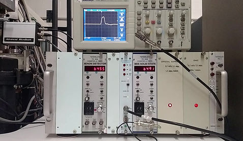 EPMA Solid State Detector Vs. Proportional Counter