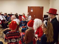 Wrawby Village Hall, December 2014