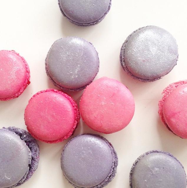 Aujourd'hui, c'est macarons! 🙋 #macaron