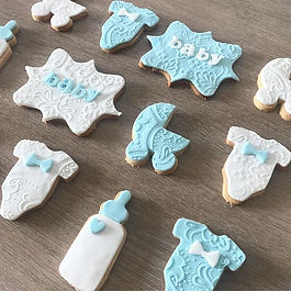 Biscuits babyshower