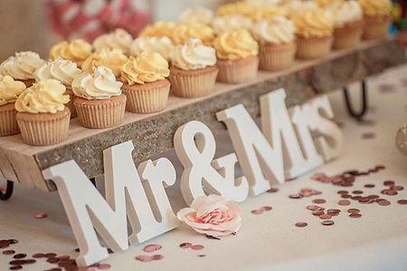 Nos minis cupcakes pour un jolie table d