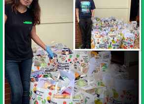 Thank you to everyone who has & continues to donate towards our Foodbank