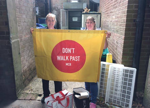 Christine & Samantha provide us with 150 meals each week