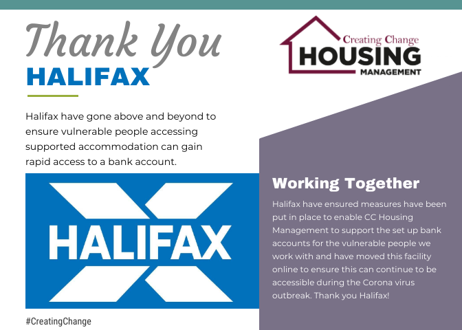 Halifax ensure vulnerable people can still set up new accounts quickly