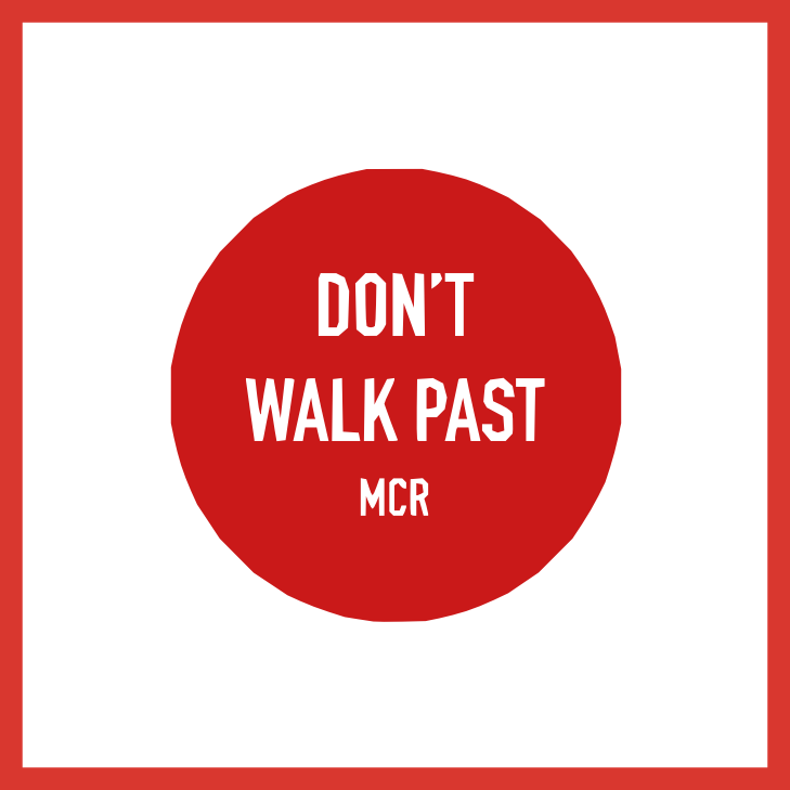 Don't Walk Past