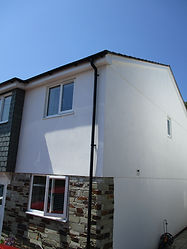 Modern 3 bed semi-detached property in st austell