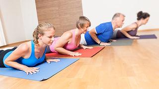 yoga class zen zone