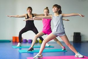 kids yoga with the zen zone