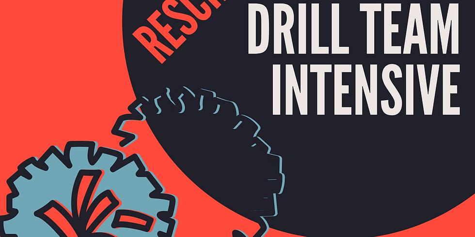 CCDC Drill Team Intensive